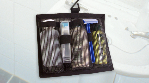 Removable Toiletries Kit Caddy