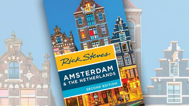 Amsterdam, Bruges & Brussels Guidebook