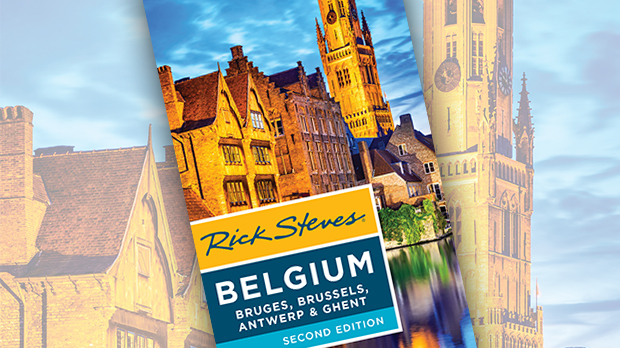 Belgium: Bruges, Brussels, Antwerp & Ghent Guidebook