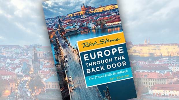 Europe Through the Back Door 2015 Book