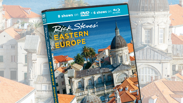 Eastern Europe Blu-ray + DVD Set