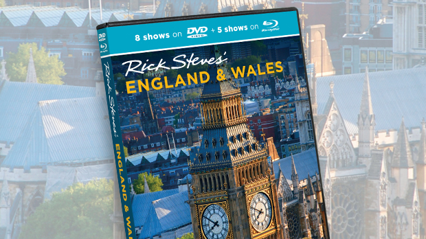 England & Wales Blu-ray + DVD Set