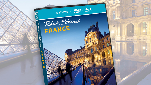 France Blu-ray + DVD Set