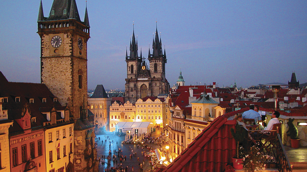 Best of Prague & Budapest in 8 Days Tour