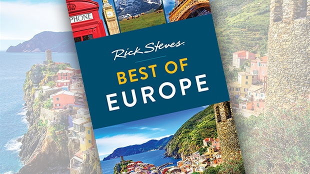 Best of Europe Guidebook