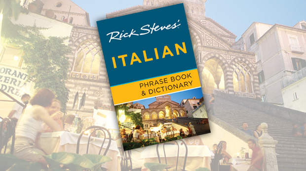 Italian Phrase Book & Dictionary