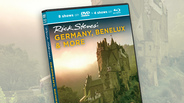 Germany, Benelux & More Blu-ray + DVD Set