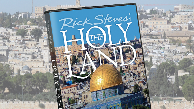 Rick Steves' Holy Land DVD