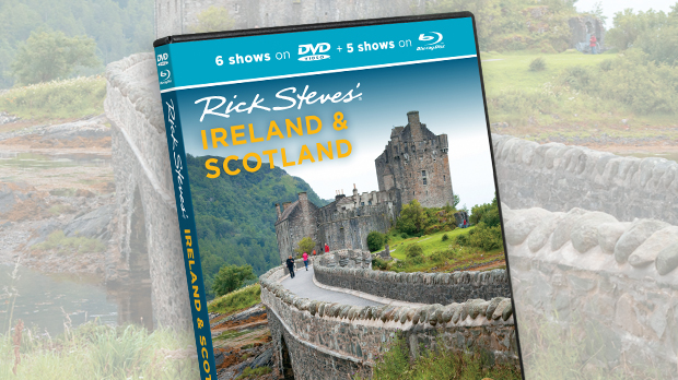Ireland & Scotland Blu-ray + DVD Set