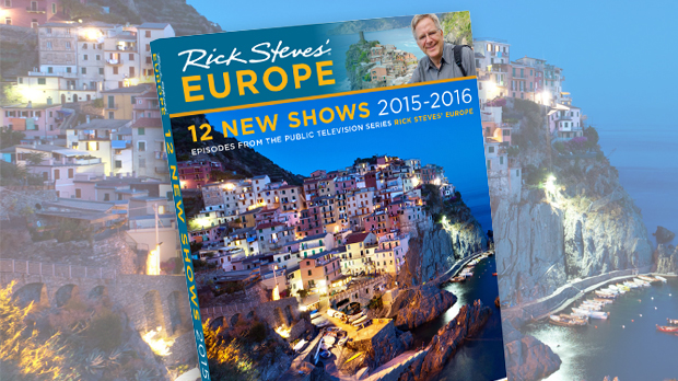 Rick Steves' Europe: 12 New Shows 2015–2016