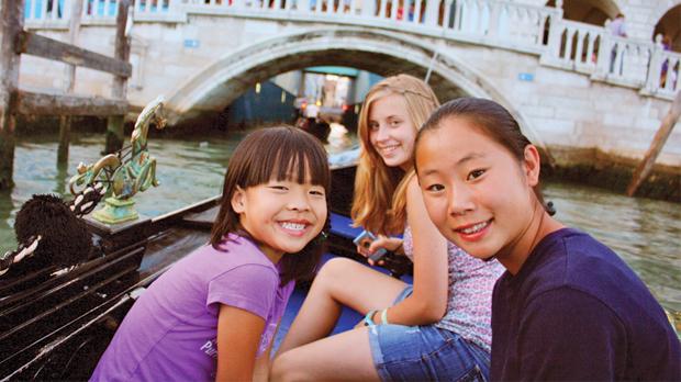 Family Europe: Amsterdam to Rome Tour