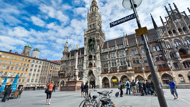Best of Munich, Salzburg & Vienna in 8 Days Tour 2018